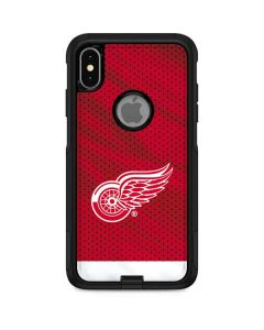Detroit Red Wings Home Jersey Otterbox Commuter iPhone Skin