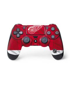 Detroit Red Wings Home Jersey PS4 Controller Skin