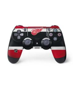 Detroit Red Wings Jersey PS4 Pro/Slim Controller Skin