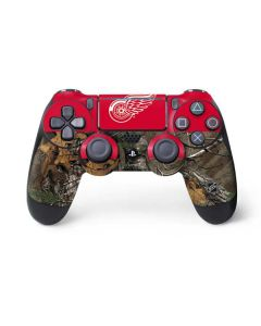 Detroit Red Wings Realtree Xtra Camo PS4 Pro/Slim Controller Skin