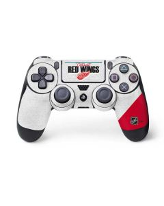 Detroit Red Wings Script PS4 Pro/Slim Controller Skin