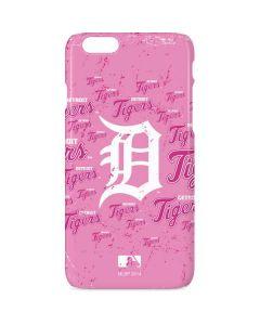 Detroit Tigers - Pink Cap Logo Blast iPhone 6s Lite Case