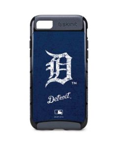 Detroit Tigers - Solid Distressed iPhone 8 Cargo Case