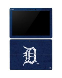 Detroit Tigers - Solid Distressed Surface Go Skin