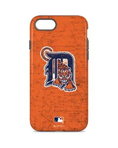Detroit Tigers- Alternate Solid Distressed iPhone 7 Pro Case