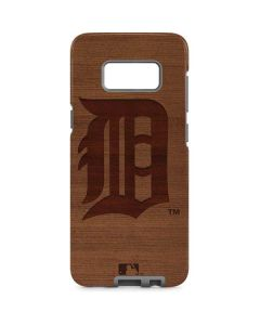 Detroit Tigers Engraved Galaxy S8 Pro Case