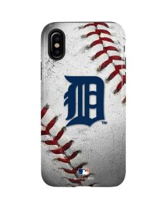 Detroit Tigers Game Ball iPhone XS Max Pro Case
