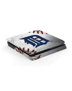 Detroit Tigers Game Ball PS4 Slim Skin