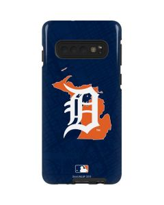 Detroit Tigers Home Turf Galaxy S10 Pro Case