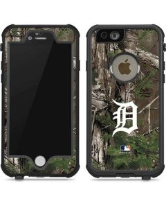 Detroit Tigers Realtree Xtra Green Camo iPhone 6/6s Waterproof Case