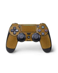 Diamond Gold Glitter PS4 Pro/Slim Controller Skin
