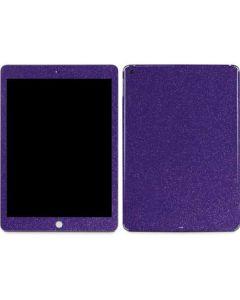 Diamond Purple Glitter Apple iPad Skin