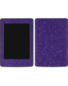 Diamond Purple Glitter Amazon Kindle Skin