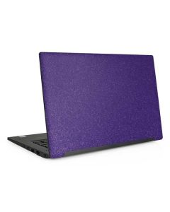Diamond Purple Glitter Dell Latitude Skin