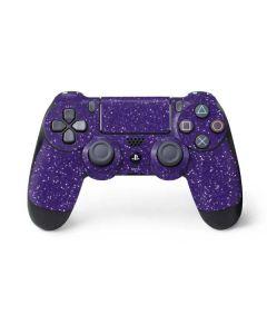 Diamond Purple Glitter PS4 Controller Skin