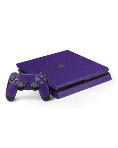 Diamond Purple Glitter PS4 Slim Bundle Skin