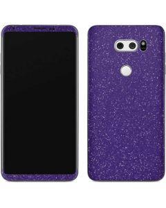 Diamond Purple Glitter V30 Skin