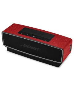 Diamond Red Glitter Bose SoundLink Mini Speaker II Skin