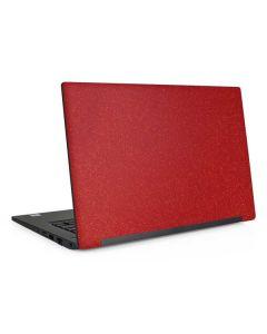 Diamond Red Glitter Dell Latitude Skin