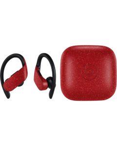 Diamond Red Glitter PowerBeats Pro Skin