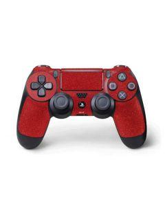 Diamond Red Glitter PS4 Pro/Slim Controller Skin