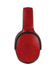 Diamond Red Glitter Skullcandy Venue Skin