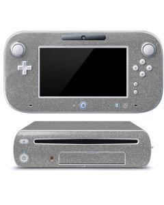 Diamond Silver Glitter Wii U (Console + 1 Controller) Skin