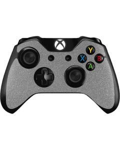 Diamond Silver Glitter Xbox One Controller Skin