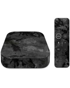 Digital Camo Apple TV Skin