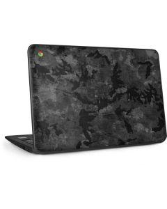 Digital Camo HP Chromebook Skin