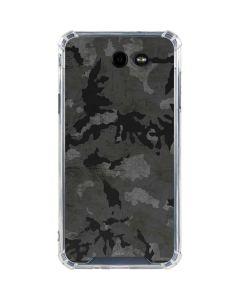 Digital Camo Galaxy J7 (2017) Clear Case