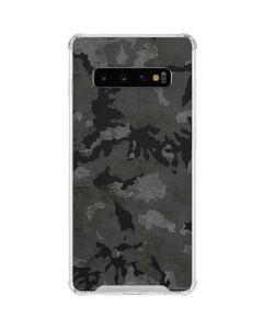 Digital Camo Galaxy S10 Clear Case