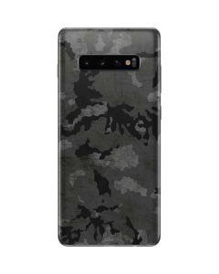 Digital Camo Galaxy S10 Plus Skin