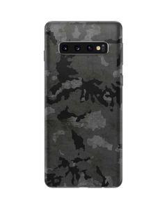 Digital Camo Galaxy S10 Skin