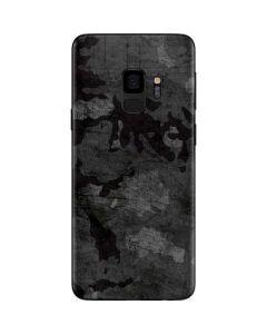 Digital Camo Galaxy S9 Skin