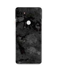 Digital Camo Google Pixel 2 XL Skin