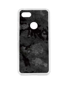 Digital Camo Google Pixel 3 XL Clear Case
