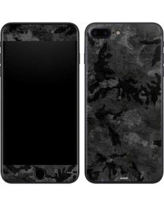 Digital Camo iPhone 7 Plus Skin