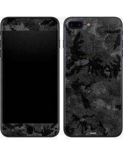 Digital Camo iPhone 8 Plus Skin