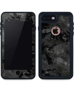 Digital Camo iPhone 8 Plus Waterproof Case