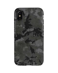 Digital Camo iPhone X Pro Case