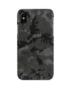 Digital Camo iPhone XS Lite Case