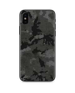 Digital Camo iPhone XS Skin