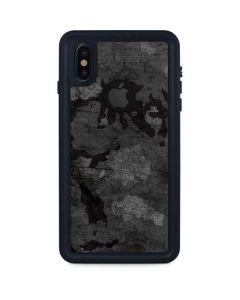Digital Camo iPhone XS Waterproof Case