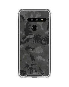 Digital Camo LG G8 ThinQ Clear Case