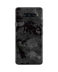 Digital Camo LG V40 ThinQ Skin