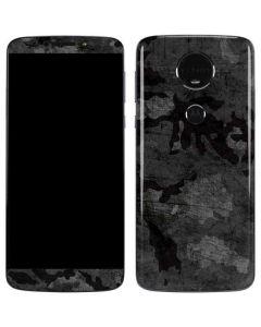 Digital Camo Moto E5 Plus Skin