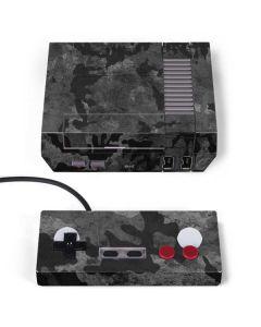 Digital Camo NES Classic Edition Skin