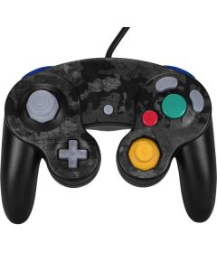 Digital Camo Nintendo GameCube Controller Skin