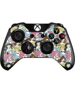 Disney Princesses Xbox One Controller Skin